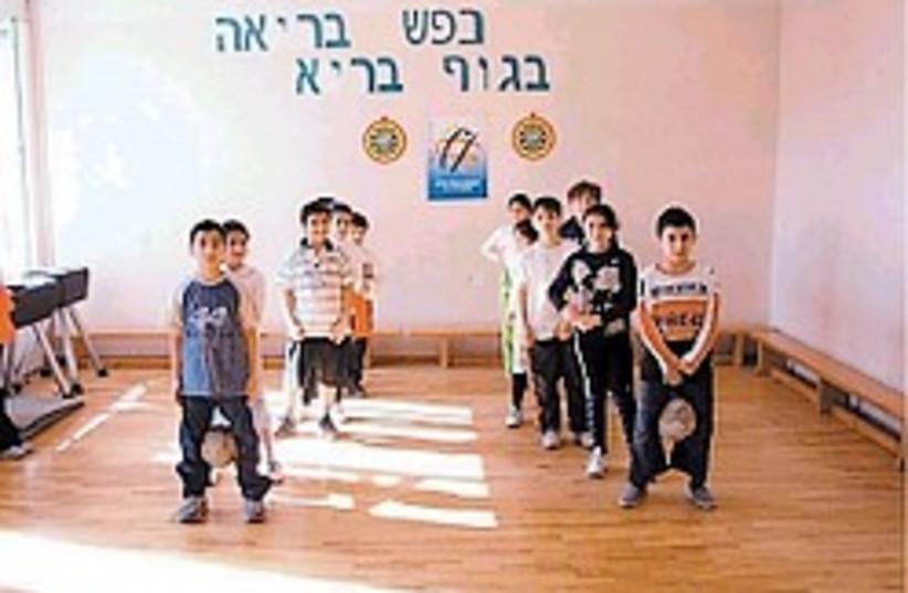 school azerbaijan 298 88 (photo credit: Yaakov Katz)
