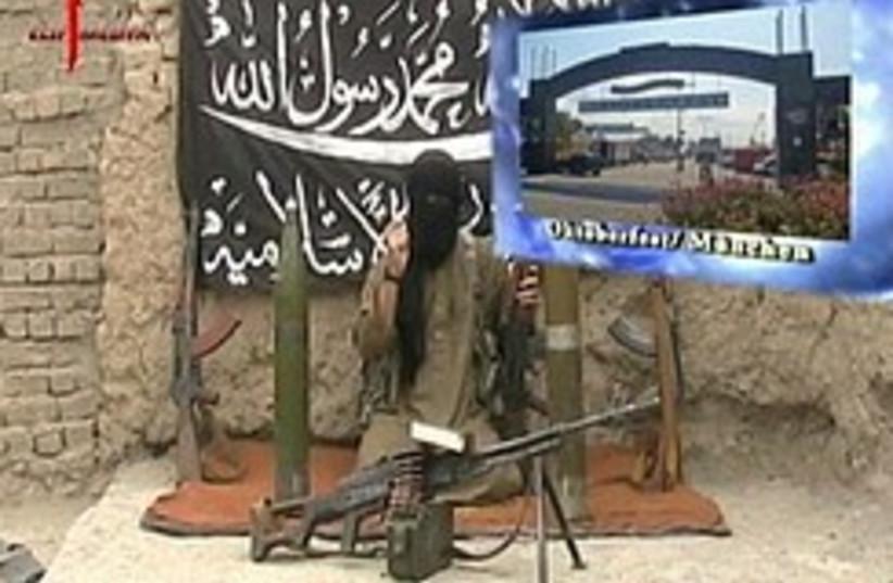 Taliban threatens Germany  248.88 (photo credit: )