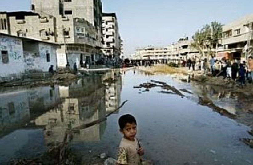 palestinian boy poor 298 (photo credit: AP [file])