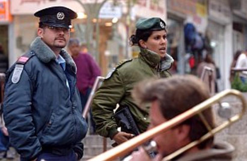 security forces 298.88 (photo credit: Ariel Jerozolimski)