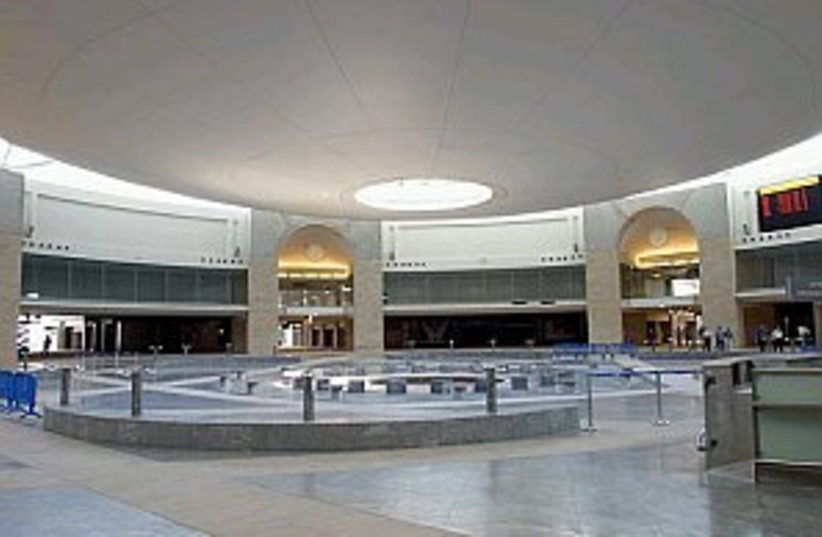 ben gurion airport298 88 (photo credit: Courtesy)