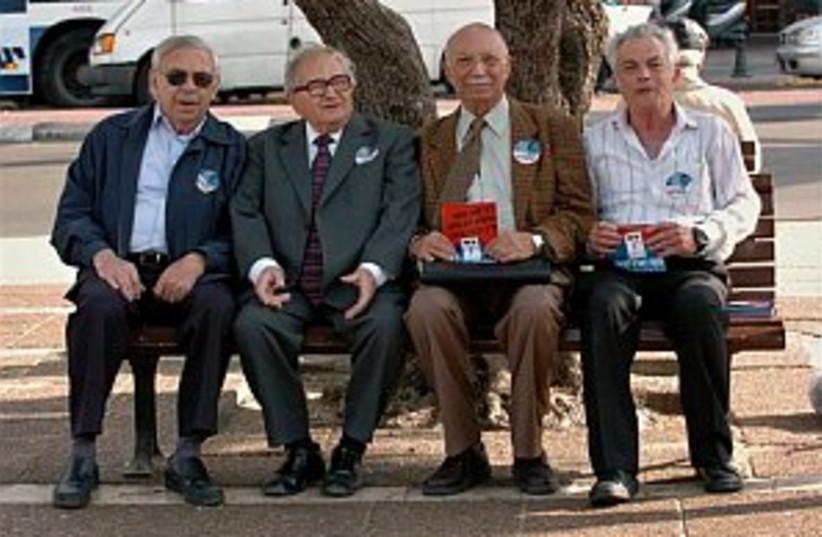 gil pensioners 298 88 ap (photo credit: AP [file])