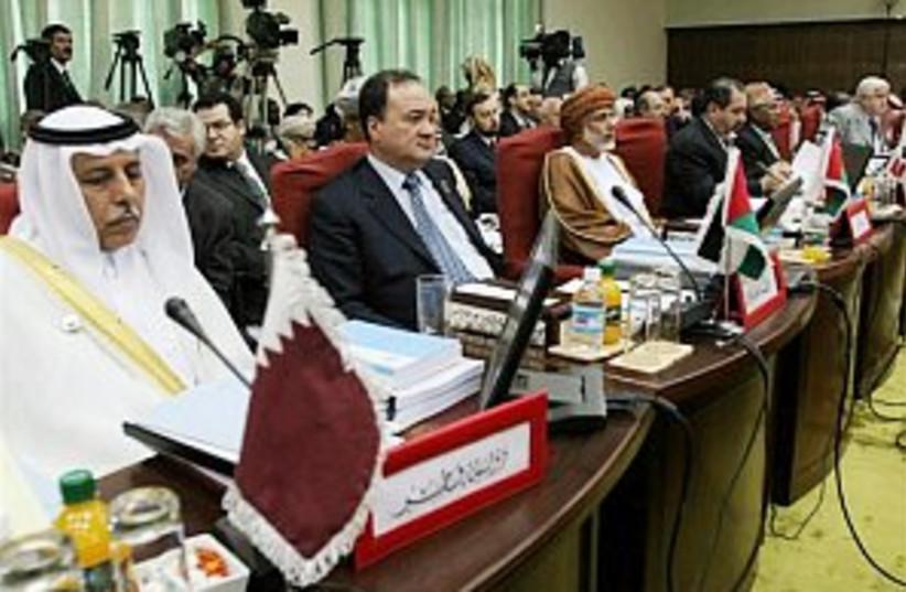 arab leaders 88.298 (photo credit: AP)
