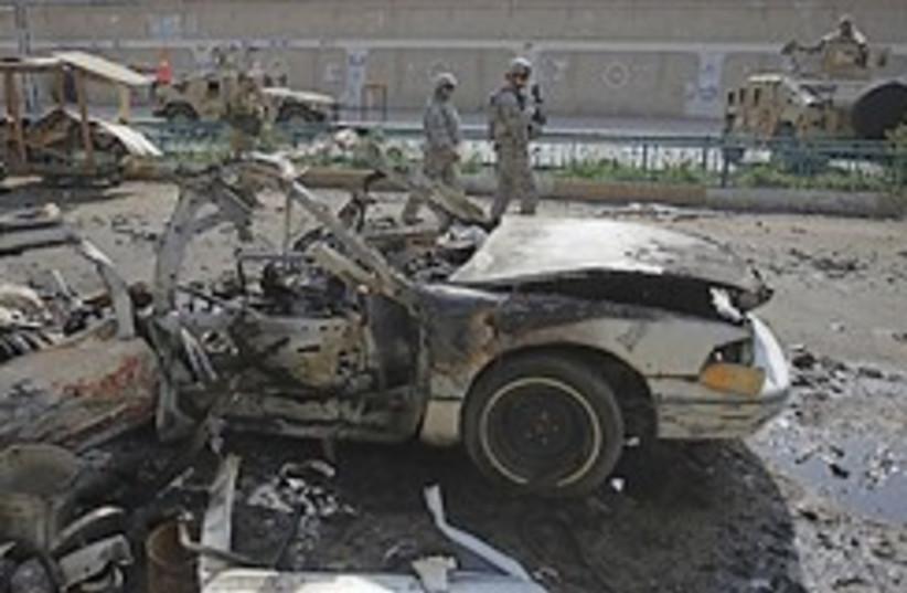 iraq bomb great 248.88 (photo credit: AP)