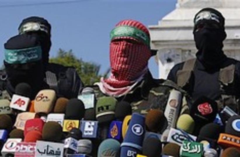 hamas press conference 248.88  (photo credit: AP)