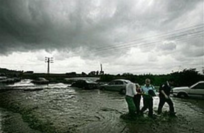 flooding good, ap 298 (photo credit: AP [file])