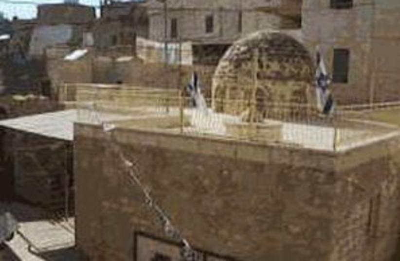 hebron avrahamavinu29888 (photo credit: Courtesy of the Jewish community of Hebron)