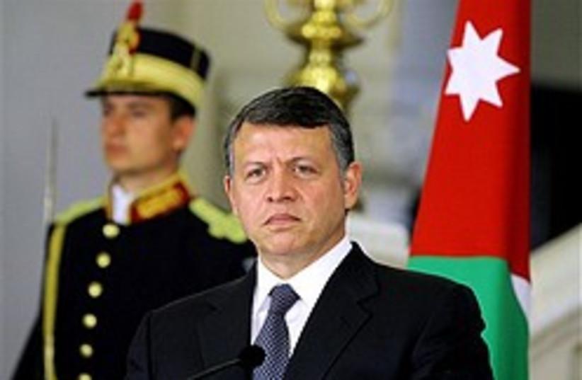 king abdullah jordan 248 88 ap (photo credit: AP)