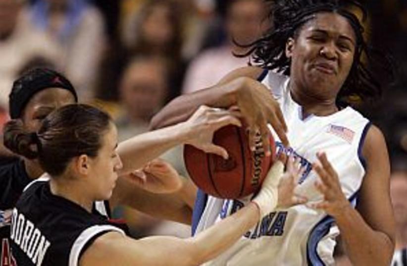 shay doron 298.88 (photo credit: Associated Press)