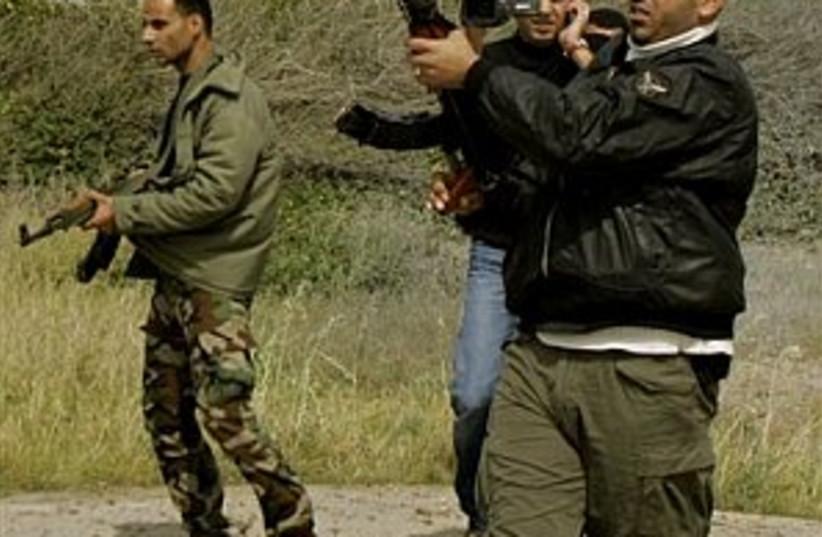 Palestinian shoot 298.88 (photo credit: )