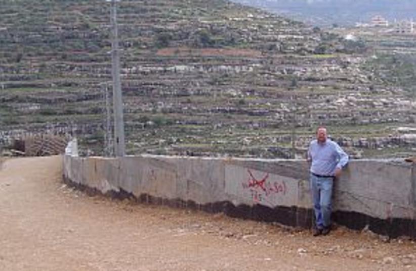fence 298.88 (photo credit: Rafael D Frankel)