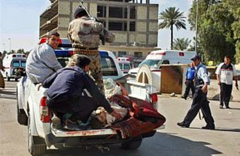 iraq bomb 298.88 (photo credit: Associated Press)