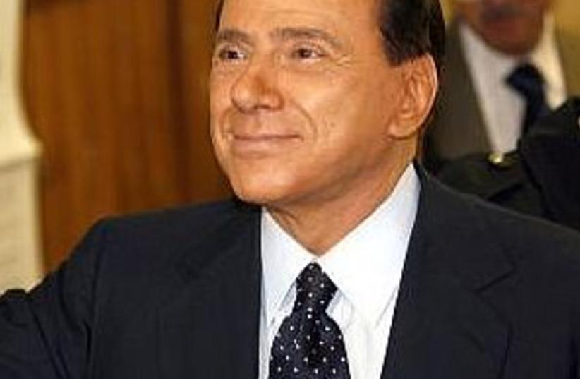 Berlusconi298 (photo credit: AP)