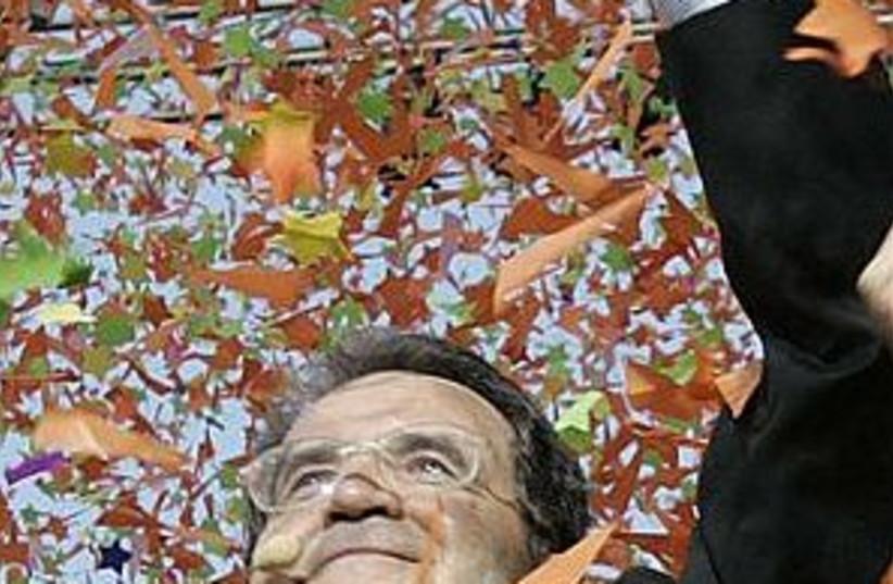 Prodi 298.88 (photo credit: AP)