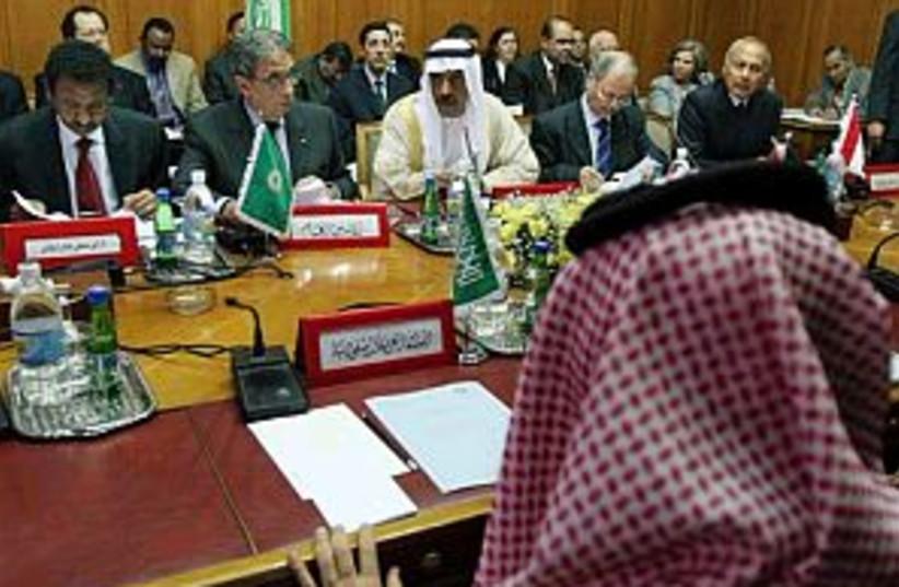 arab league 298.88 (photo credit: Associated Press)