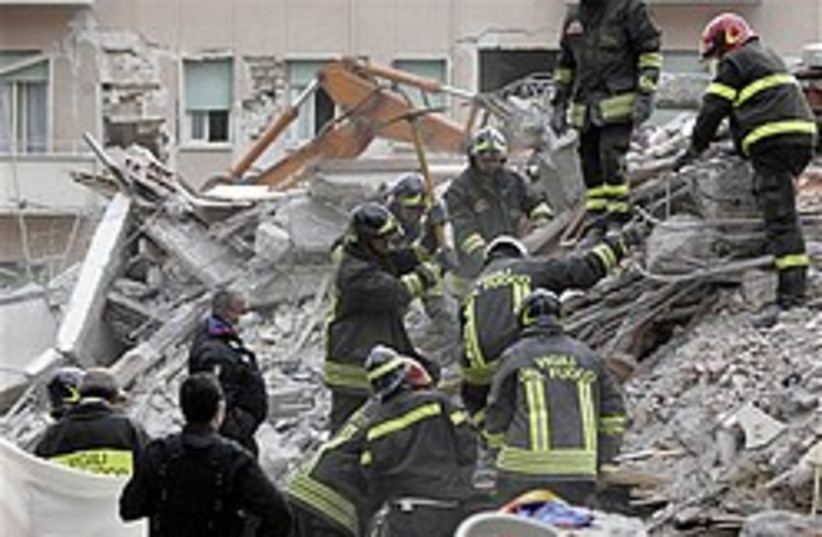 italy earthquake 2 248.88 (photo credit: )