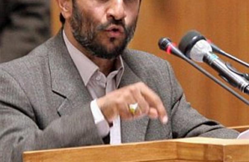 Ahmadinejad 298.88 (photo credit: Associated Press [file])