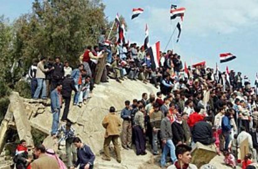 Druze Syria 298 88 (photo credit: )