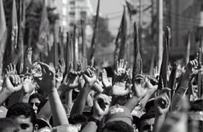 Hamas rally 298.88 (photo credit: AP [file])