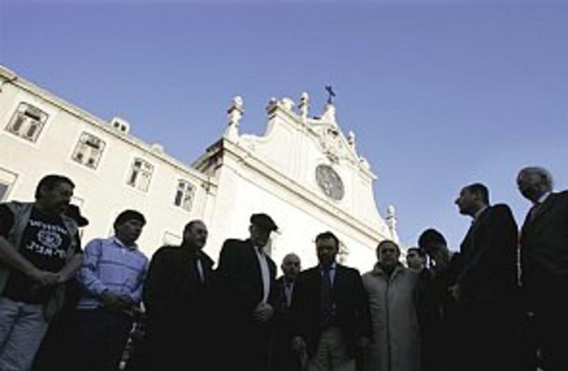 portugal jews (photo credit: AP)