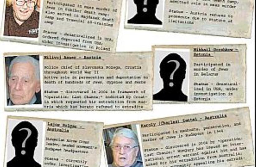 Nazi war criminals 298 (photo credit: )