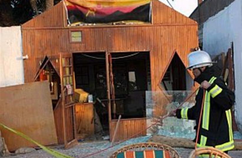 Sinai blast 298.88 (photo credit: AP [file])