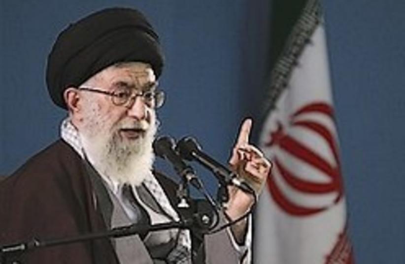 Khamenei iran 248 88 (photo credit: )