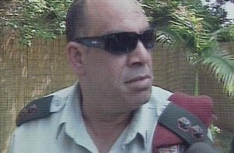 lt-col el-hayib 29888ch2 (photo credit: Channel 2)