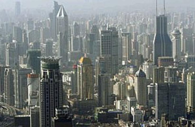 shanghai 298 88 ap (photo credit: AP [file])