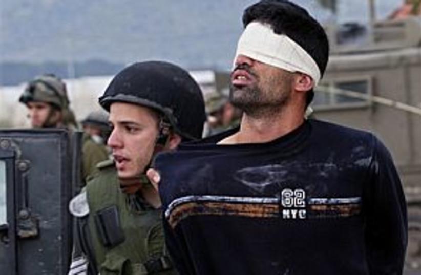 pal arrested 298 ap (photo credit: AP)