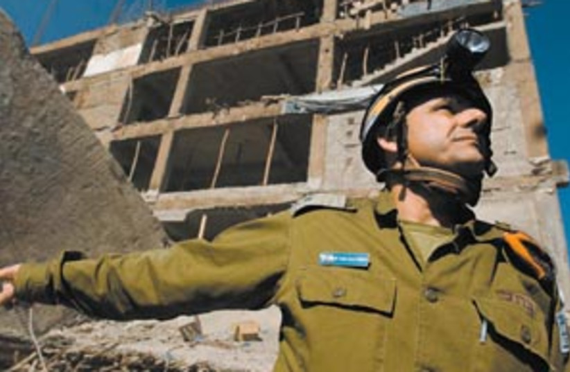 gershon yitzhak kenya 88 (photo credit: IDF Spokesperson's Office)