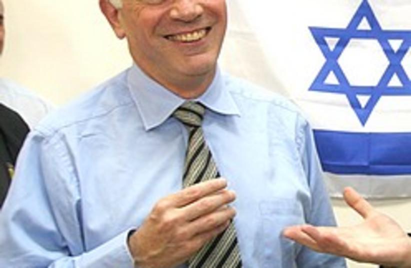 Avi Israeli 248 88 (photo credit: Ariel Jerozolimski )