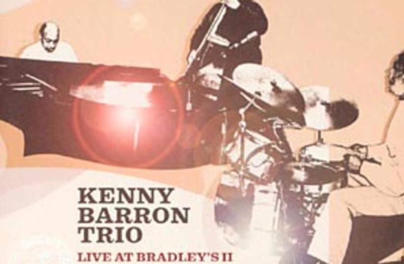 kenny barron disk 88 209 (photo credit: )