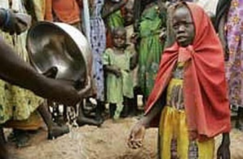 darfur child 298.88 (photo credit: AP [file])