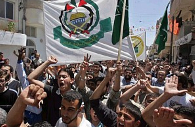 jordan pro-hamas 298.88 (photo credit: Associated Press)