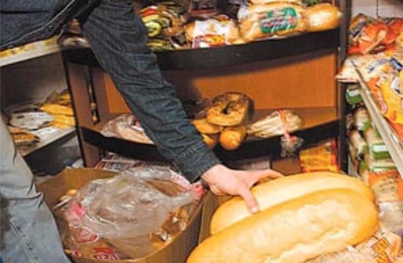 bread shopping 88 298 (photo credit: Ariel Jerozolimski)