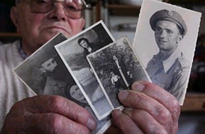 holocaust survivor 298.8 (photo credit: Associated Press)