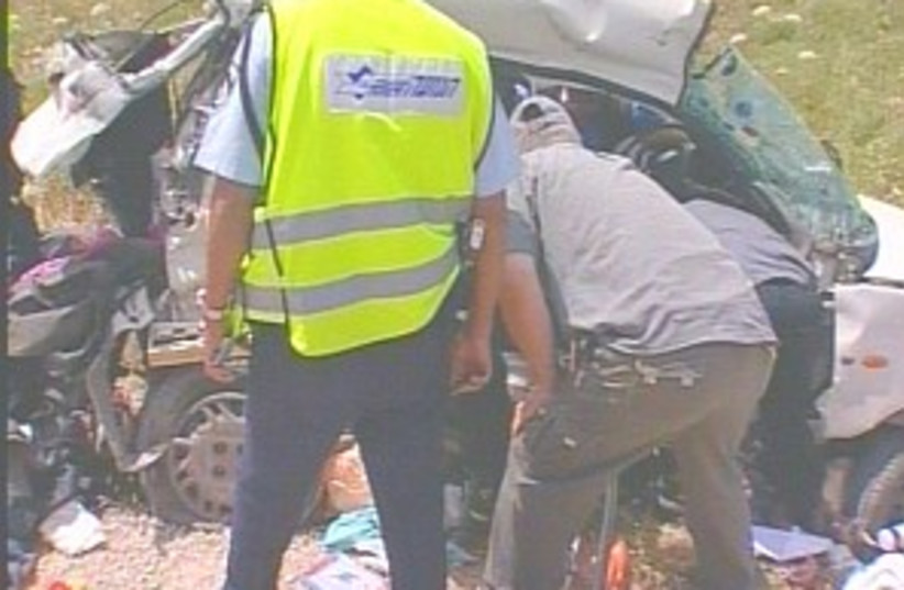 accident 298.88 (photo credit: Channel 10)