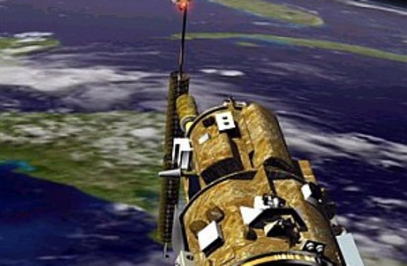 DART satellite 298.88 (photo credit: AP Photo/HO, NASA)