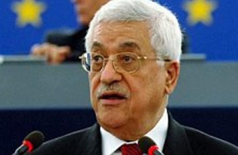 Abbas EU 224 (photo credit: AP [file])