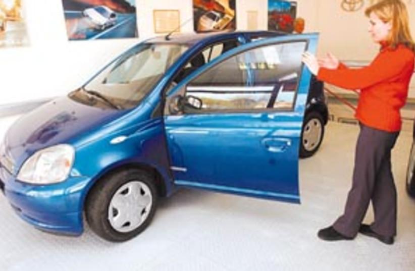 car leasing 88 298 (photo credit: Ariel Jerozolimski)