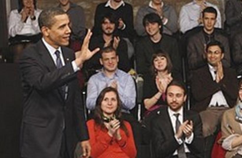 obama waves to turks 248.88 (photo credit: AP)