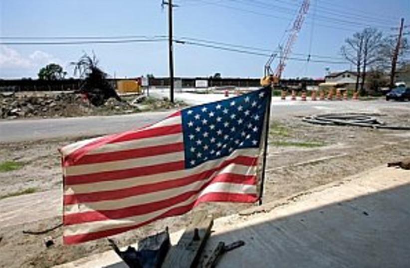 usa american flag 298 (photo credit: AP)