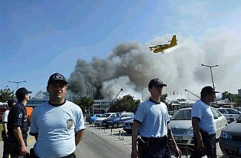turkey fire 298.88 (photo credit: AP)