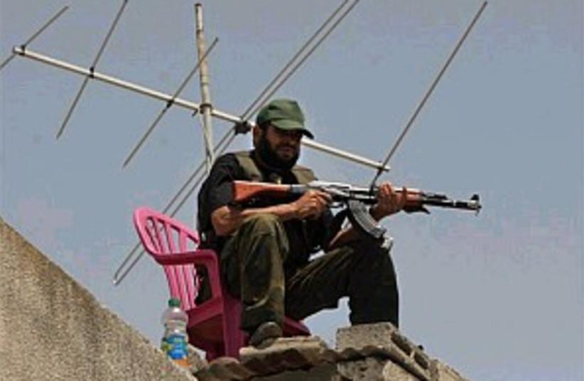 hamas gunman 298 88 ap (photo credit: AP[file])