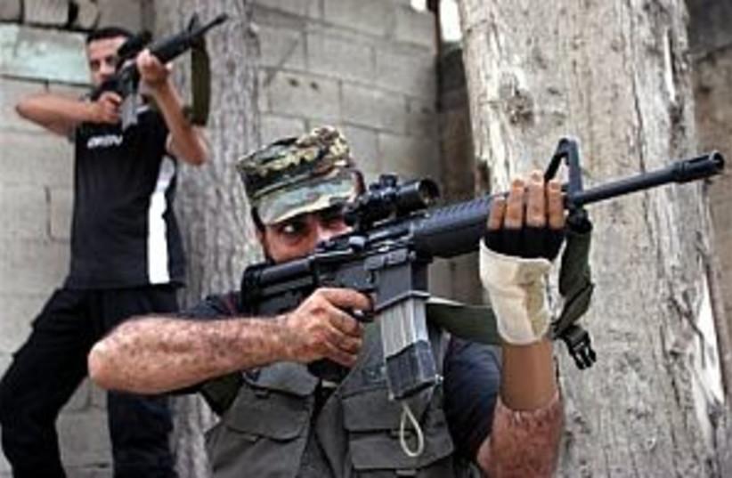 pal gunmen great 298 ap (photo credit: AP)