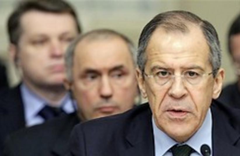 Lavrov mean 248.88 (photo credit: AP)