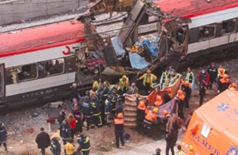 train pipes 298 (photo credit: AP)