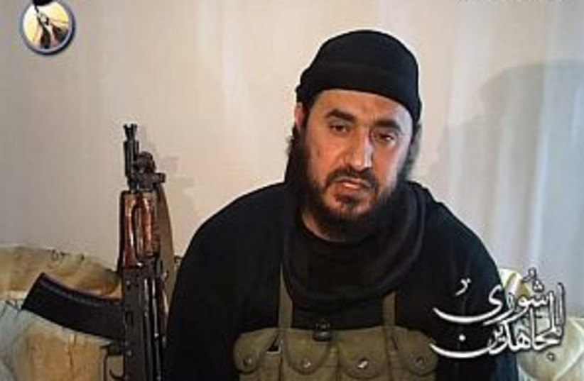 zarqawi 298 ap (photo credit: (AP / via IntelCenter))