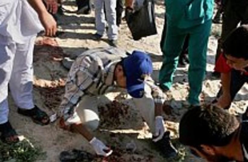 gaza beach shelling 298 (photo credit: )